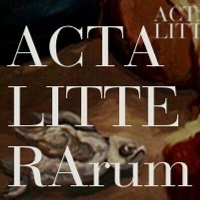 Acta Litterarum