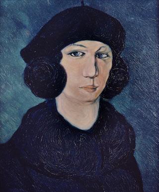 La couleur de la Femme bleue de Picasso et l'énigme des émeraudes de Goodman