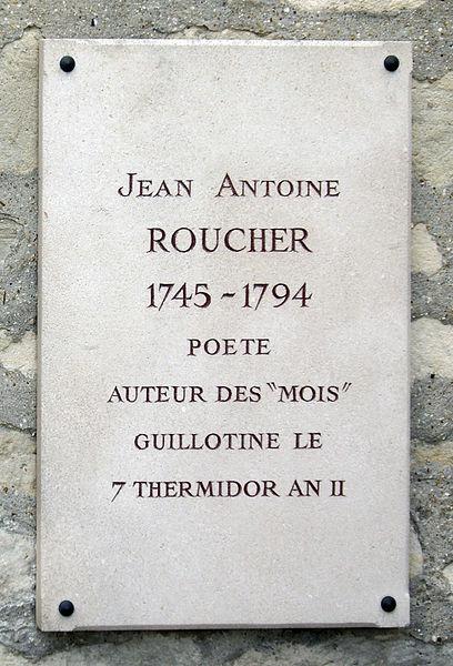« C'est la faute à Roucher… » Gloire et déclin de la poésie scientifique dans Les Mois