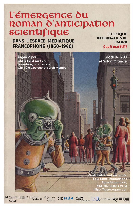 L'émergence du roman d'anticipation scientifique DANS L'ESPACE MÉDIATIQUE FRANCOPHONE (1860-1940)